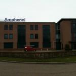 Glasbewassing en gevelreiniging Amphenol in Houten