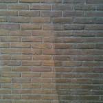 Gevelreiniging/hogedrukreiniging steen